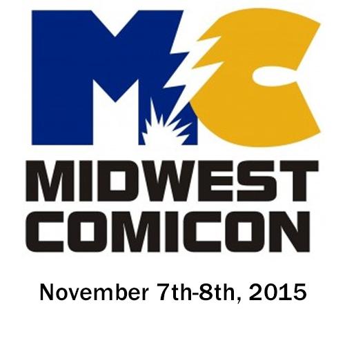midwest comicon logo