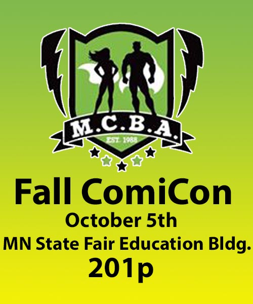 fall comicon 2019 ad
